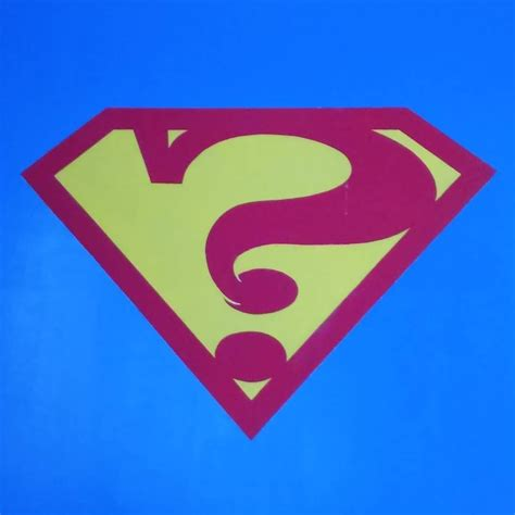 superman logo text emoticon