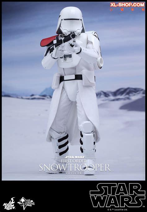 Toys 322 Wars Awakens Order Snowtrooper Offic toys mms322 wars the awakens order snowtrooper officer collectible