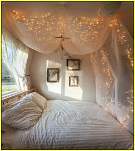 Bed Curtain Rods Decorative Fairy Lights For Living Room Home Design Ideas