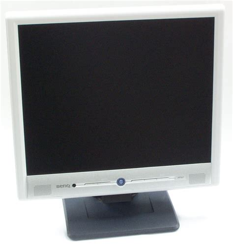 Lcd Benq benq q7c3 fp767 ver 2 17 quot lcd silver white monitor