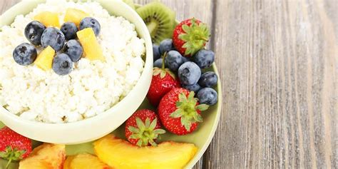 fruit and cottage cheese cottage cheese with fruit diet compassnews