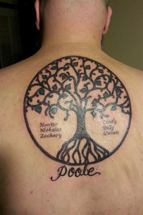 69 meaningful family tattoos designs mens craze