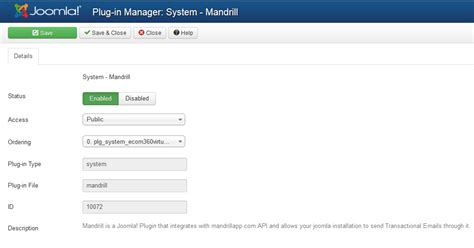 Cmandrill Transactional Emails Made Easy Compojoom Com Mandrill Transactional Email Templates
