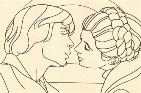 empire strikes back coloring pages free coloring pages of leia wars