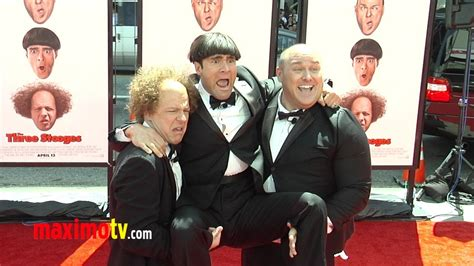 biography movie of the three stooges new movie quot the three stooges quot premiere arrivals youtube