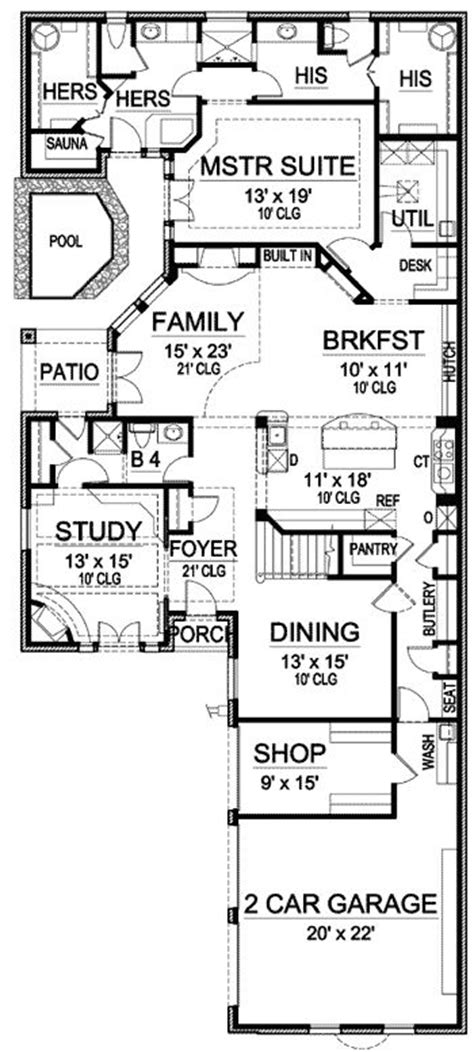 his and her bathroom floor plans 17 best ideas about unique floor plans on pinterest floor plans for houses floor plans for