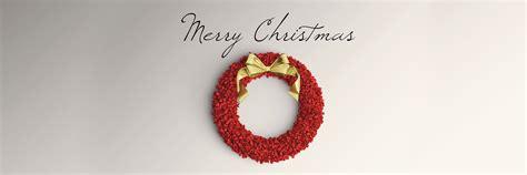 beautiful christmas  happy  year  twitter header banners designbolts
