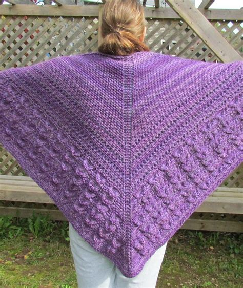 bulky yarn knitting patterns shawls for bulky yarn knitting patterns in the loop