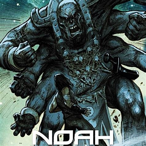 fallen film nephilim noah has an 11ft tall nephilim with six arms played by