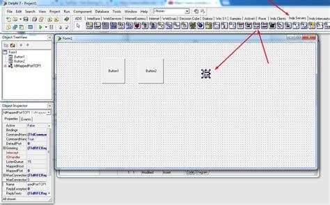tutorial delphi dasar tutorial indy delphi cara membuat injek dasar dengan