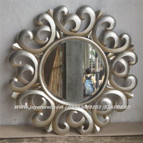 Jual Frame Cermin frame pigura cermin dinding jayafurni mebel jepara