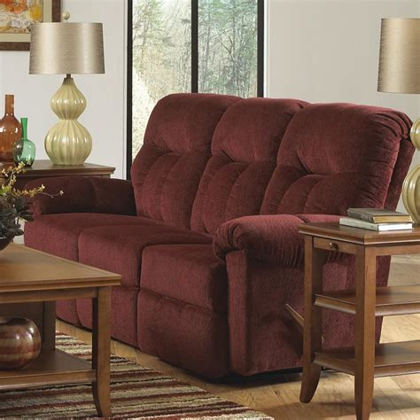 reclining sofa by best home furnishings wolf and