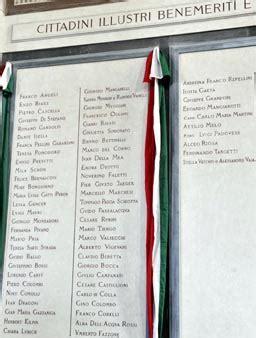 cimitero prima porta anagrafe il 2 novembre al monumentale l iscrizione al famedio di 15