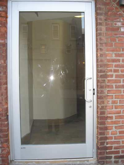 Commercial Exterior Doors With Glass Glass Exterior Door Marceladick