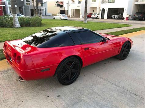 corvette vintage corvette c4 vintage clasico sport 189 000 en mercado libre