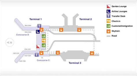 map of singapore airport terminals singapore changi airport guide qantas