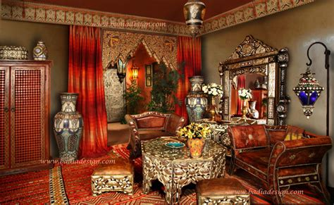 Moroccan Home Furniture   Mediterranean   Living Room   Los Angeles   by Badia Design Inc.