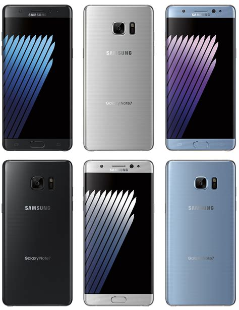 galaxy note samsung galaxy note 7 encore une fuite d images frandroid