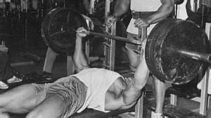arnold schwarzenegger max bench press bench press workouts