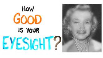 how to better your eye vision how is your eyesight test