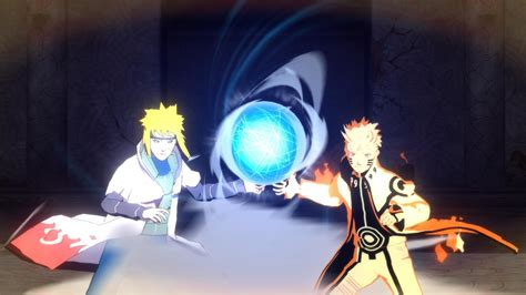 wallpaper game naruto naruto minato full hd wallpaper and background image