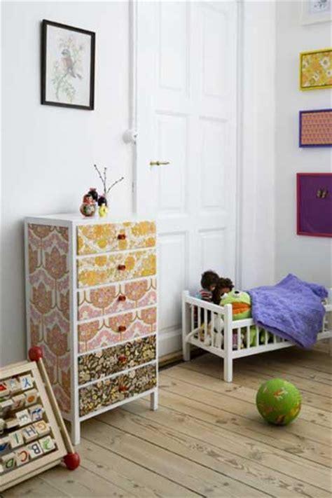 decorar un mueble con papel pintado 25 fotos e ideas para decorar un mueble con papel pintado