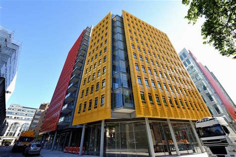 Building An Affordable House by Central St Giles London Renzo Piano E Architect
