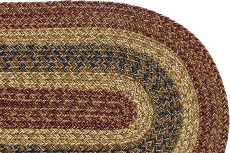 burgundy braided rug colorado charles burgundy navy braided rug