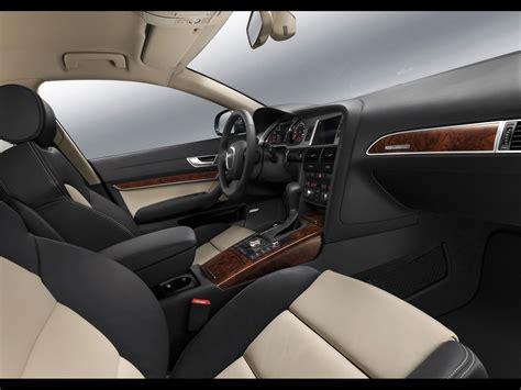 Audi A6 2010 Interior by 2009 Audi A6 Avant Interior 1280x960 Wallpaper