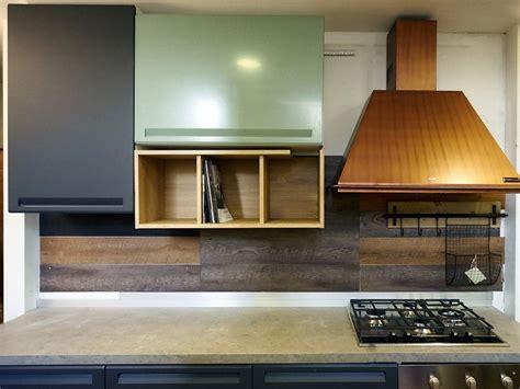 cappa cucina industriale cucina industrial moderna con cappa rame franke in offerta