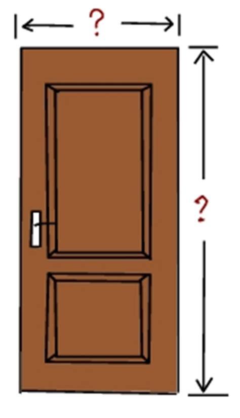 Standard Door by Standard Door Sizes Build
