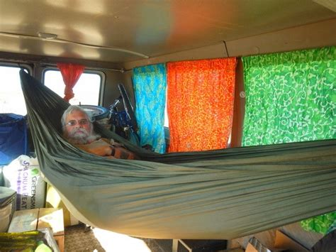 Living In A Hammock by Cheap Rv Living Hammock Living The Ultimate Simple