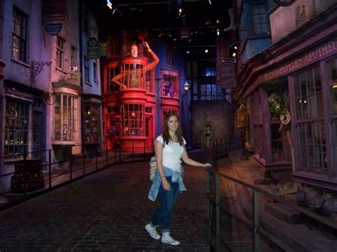 Potter S House Dc by Hogwarts Bridge Picture Of Warner Bros Studio Tour The Of Harry Potter