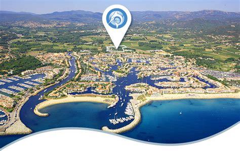 Location Resort Holiday Marina ***** Port Grimaud St Tropez Côte d'Azur Var 83Camping
