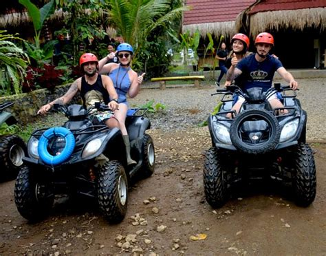 ayung rafting atv ride bali travel guide information