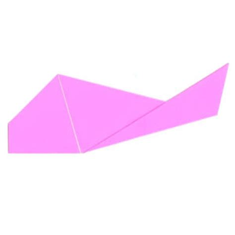 Origami Trout - how to make a traditional easy origami fish page 1