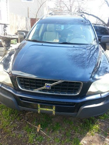 volvo xc90 for sale by owner find used 2003 volvo xc90 t6 awd clean one owner pre owned