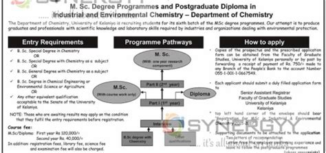Of Wales Mba In Sri Lanka by Masters Degree Programme In Srilanka Education Synergyy