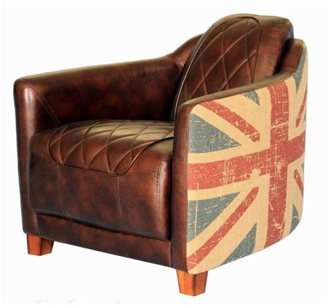 union jack armchair stables vintage and chairs on pinterest