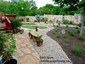 backyard landscaping without grass director ed fuentes