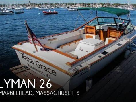 lyman boat flags lyman 26 in florida power boats used 65257 inautia