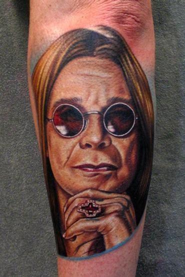ozzy tattoos ozzy osbourne by nikko hurtado artist nikko