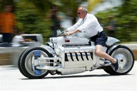 Tomahawk Motorrad by Dodge Tomahawk Motorrad Studie Bilder Autobild De