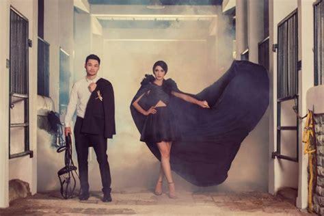Model Rambut Nabila Syakieb by Foto Pre Wedding Nabila Syakieb Dan Reshwara Argya Radinal
