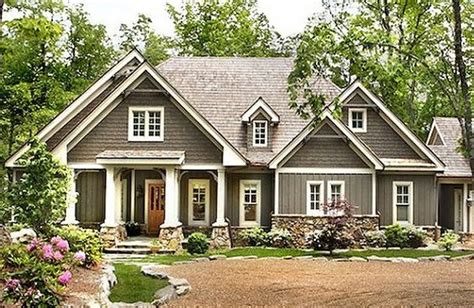 terrace style house plans house plans craftsman and style on pinterest