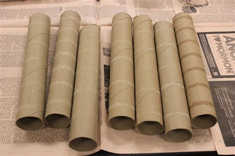 What To Make With A Paper Towel Roll - frvpld transform paper towel rolls into