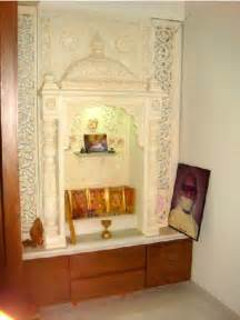 Puja Room Ideas In Small House Small Pooja Cabinet Designs Small House Pooja Room Design