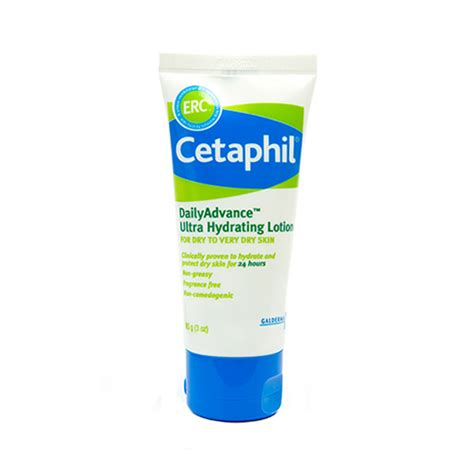 Cetaphil Daily Advance Lotion dailyadvance ultra hydrating lotion cetaphil singapore