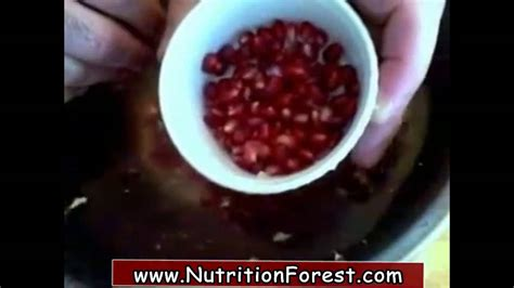 How To Cut Open A How To Cut Open A Pomegranate The Simpliest Way To
