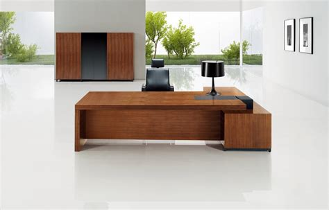 Unique Executive Desks Contemporary Executive Office Desk Modern L Shaped Desk